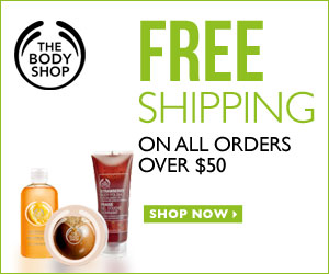 300x250 The Body Shop
