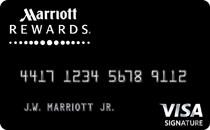 The Marriott Rewards Premier Credit Card from Chase - 50,000 Bonus Points