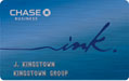 Chase Ink PlusSM Business Card - Up to 50,000 Bonus Points