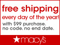 Free Shipping with $99 Purchase