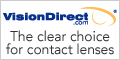 VisionDirect Coupon: Extra 25% off On Lenses and Glasses Deals