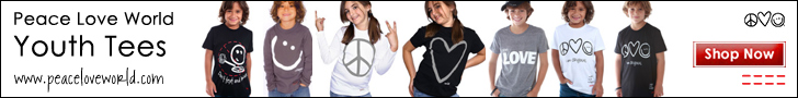 Peace Love World - Clothes That Give You Life