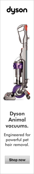 Great Discounts for Pet Life Radio Listeners from Dyson!