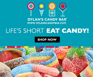 20% Off at DylansCandyBar.com with code MADCANDY