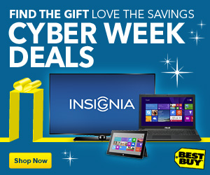 300x250 Best Buy Cyber Week Deals