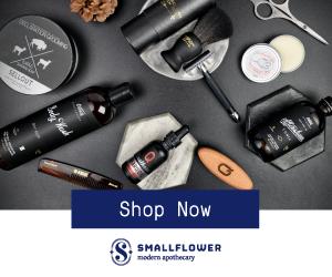 Smallflower Mens Shop