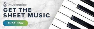 Piano Sheet Music at Musicnotes