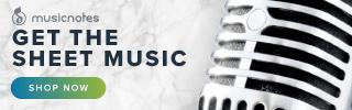 Vocal Sheet Music at Musicnotes