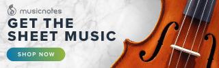 Violin Sheet Music at Musicnotes