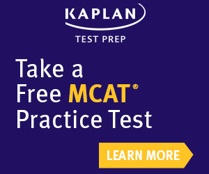 Get the MCAT score you want with Kaplan MCAT Test Prep!