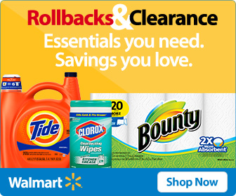 Clearance, Rollbacks Household Essentials at Walmart