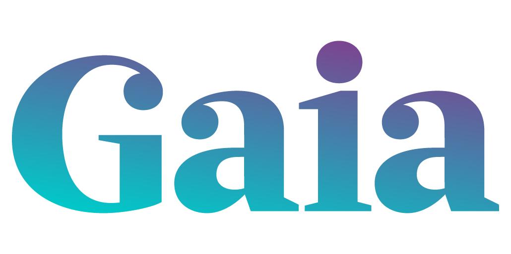 Gaia Gradient Logo