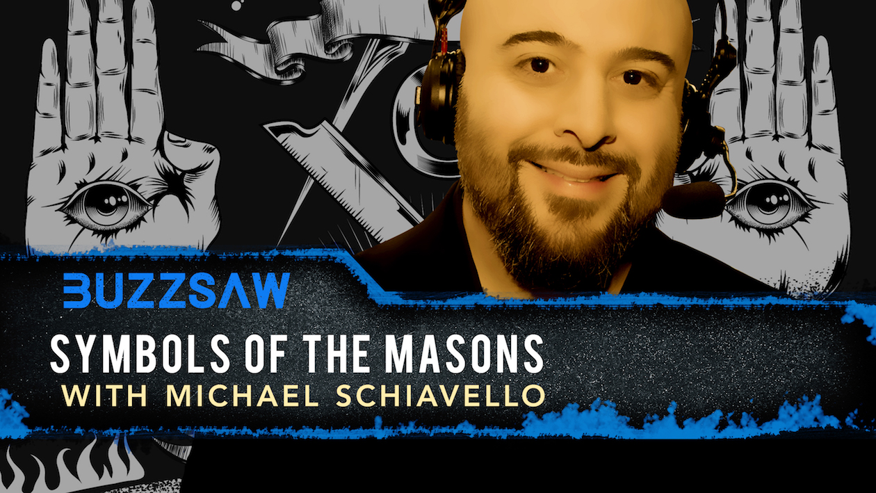 16:9 FREE EPISODE-Buzzsaw S01Ep01 - Symbols of the Masons with Michael Schiavello
