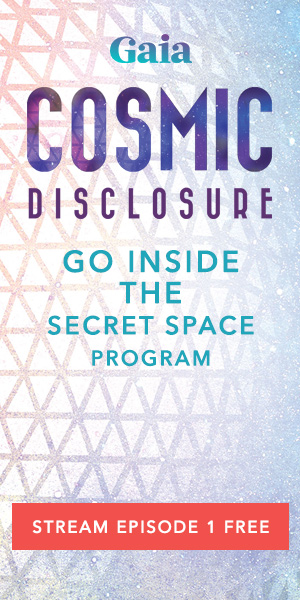 GAIA.com Inside the Secret Space Program | Cosmic Disclosure