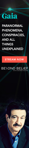 GAIA.com George Noory's Beyond Belief TV Show