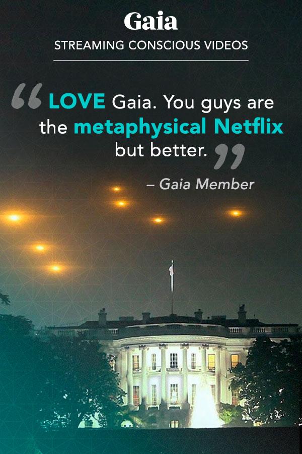 Gaia.com: A Metaphysical Netflix 4