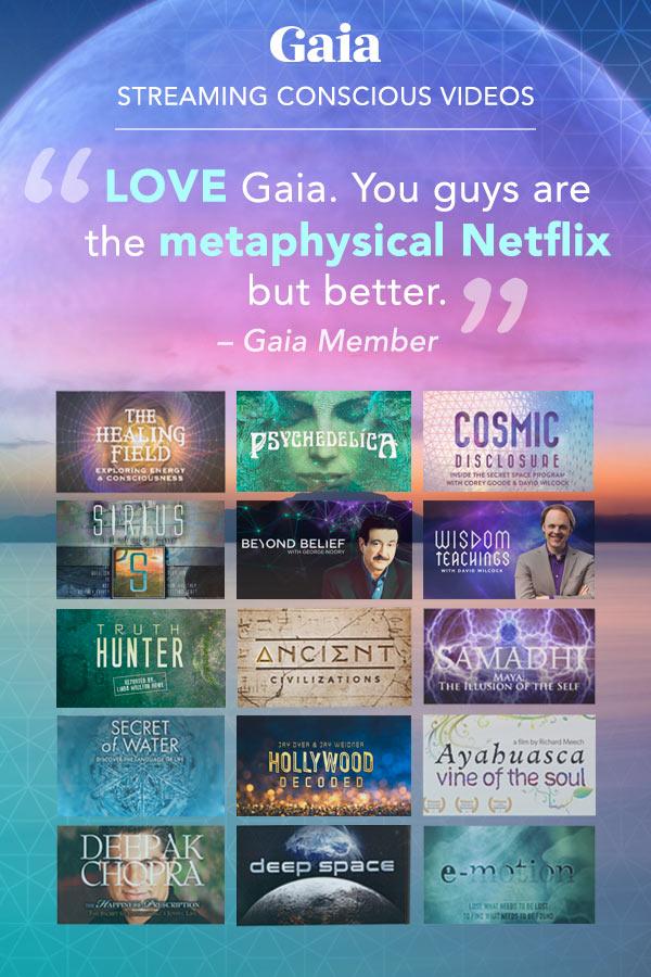 Gaia.com: A Metaphysical Netflix 2