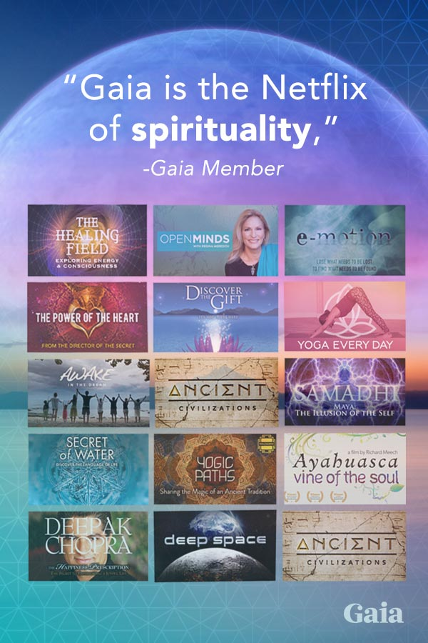 Gaia.com The Netflix of Spirituality 1