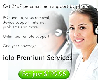 iolo Premium Services � Benefits, Coverage, Service & Support