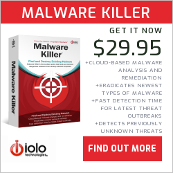 Find and Destroy Existing Malware with Malware Killer�.