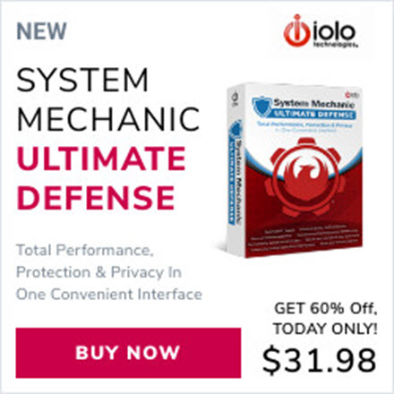 System Mechanic® Ultimate Defense™
