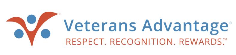 Veterans Advantage. Respect. Recognition. Rewards.
