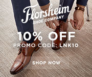 Florsheim Shoes - Free Shipping with Purchase of $100