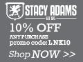 Stacy Adams Logo 125x40