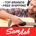 Sam Ash - Free Shipping and the Guaranteed Lowest Price