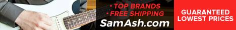 SamAsh Music Store