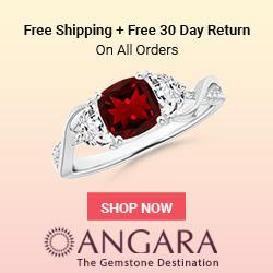 Angara Diamond Earrings