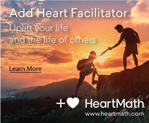 HeartMath Add Heart Facilitator