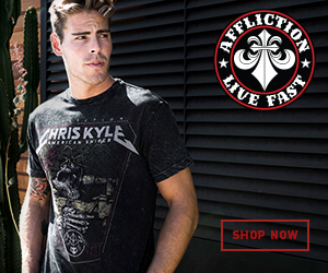 Affliction Clothing - Banners