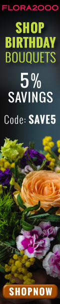 Send Birthday Flowers Worldwide Through Flora2000