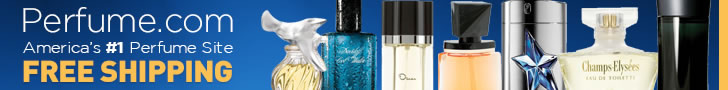 Perfume.com Free Shipping