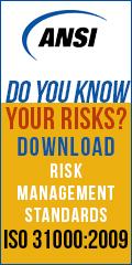Access your risk management standards ANSI