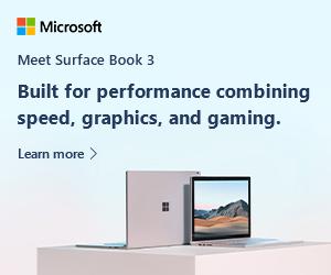 Microsoft Canada Surface Book 3 English