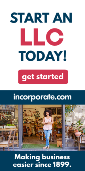 Start an LLC or Corp for your business
