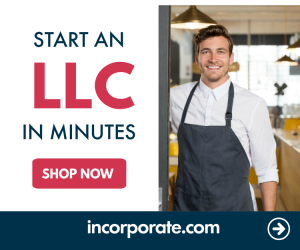 Create an LLC today in minutes at incorporate.com