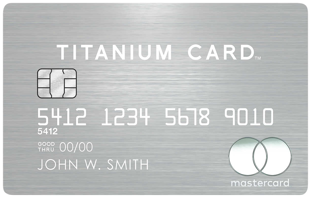 Luxury Card™ Mastercard® Titanium Card™ Review