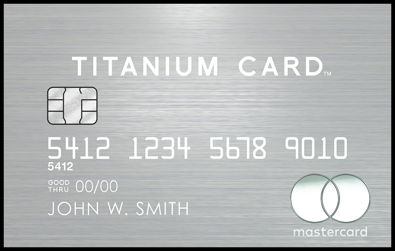 Luxury Card™ Mastercard® Titanium Card™ Review