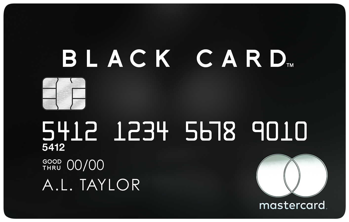 Luxury Card™ Mastercard® Black Card™ Review