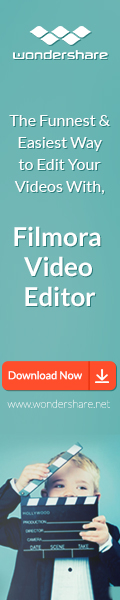 Use Filmora video editor to express your creativity and amaze with beautiful results.