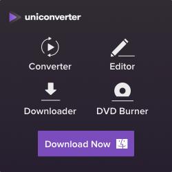 Wondershare UniConverter ( Mac )