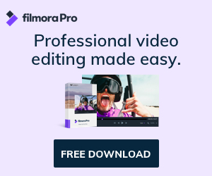 Professional video editing made easy.