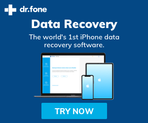 The world's 1st iPhone data recovery software