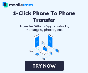 1-click phone to phone transfer, transfer whatsapp, contacts, messages, photos, etc.
