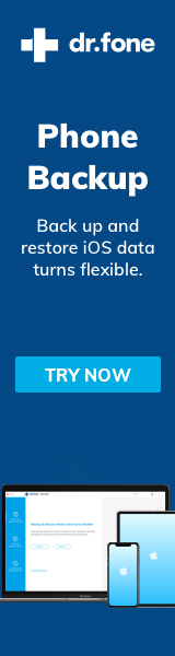 Back up and restore IOS data turns flexible