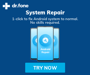 1-click to fix Android system to normal. No skills required.