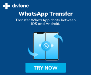 Back up and transfer Whatsapp chats between iOS and Android devices.